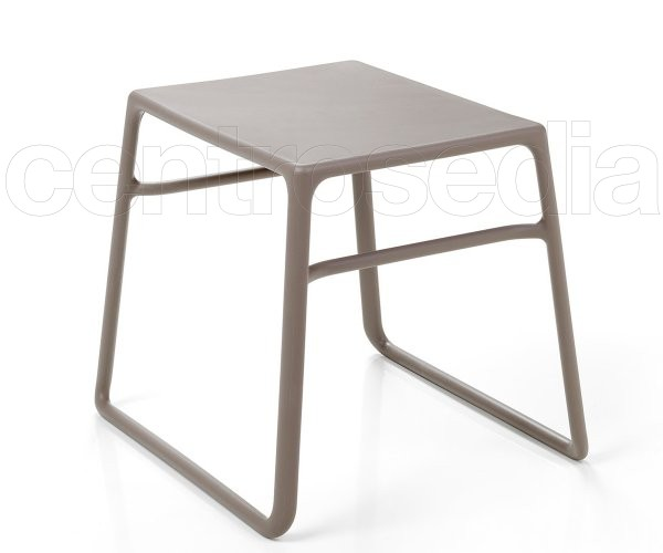 """Pop"" Polypropilene Side Table by Nardi"