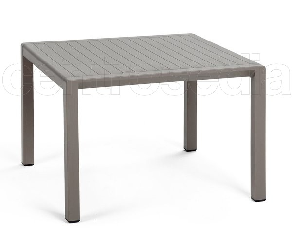 """Aria"" Low-level Table 60x60x40h cm by Nardi"
